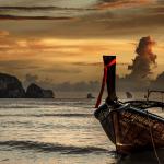 viajar solo o sola a Tailandia