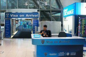 visado para viajar a Tailandia