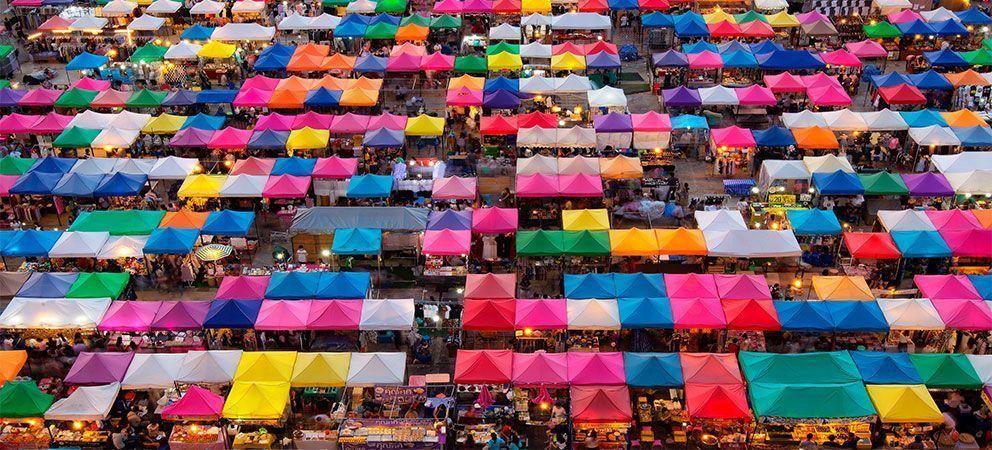 que ver en bangkok