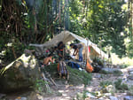 dormir en indonesia