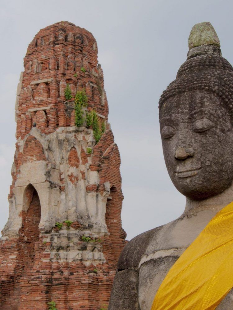 viajar a Ayutthaya