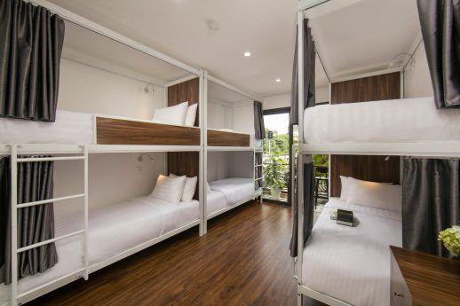 donde dormir en vietnam