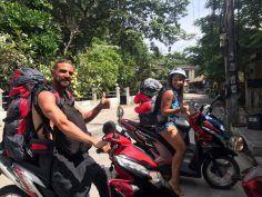 alquilar moto