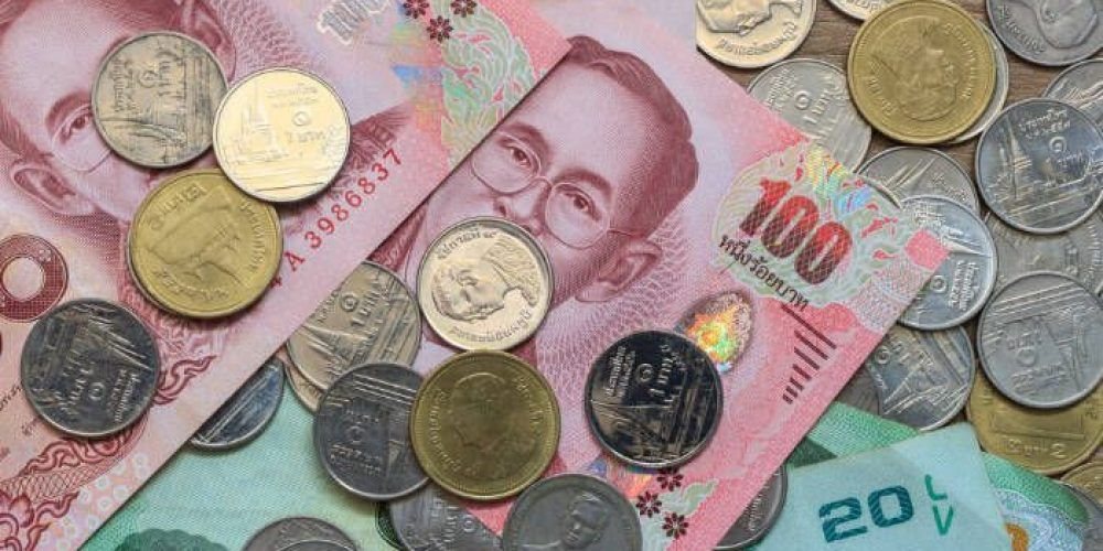 cambiar euros a bahts