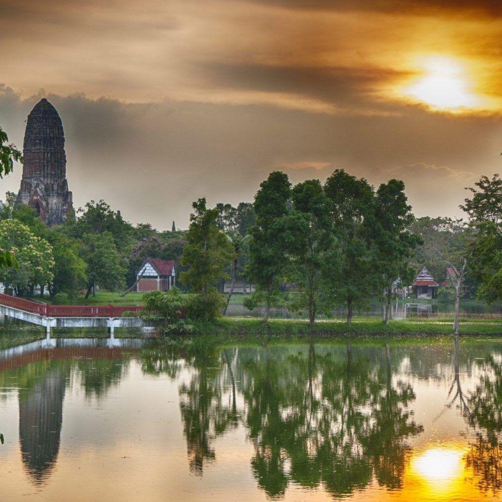ruta de 15 días por Tailandia